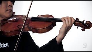 Helicore Octave 4/4 Violin D (D3) Tungsten-Silver String: Medium