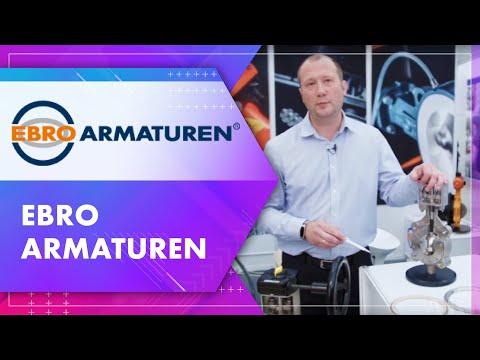 Ebro Armaturen. Интервью для Armtorg на выставке Нефть, газ. Нефтехимия-2019 в Казани