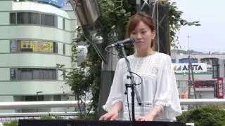 kaho*「.虹になれ、かえろう/他全6曲」2016/7/2@戸塚ディストルfescafe Vol.51