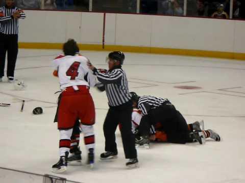 Josh Beaulieu vs Zack FitzGerald