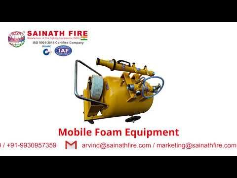 Mobile Foam Equipment