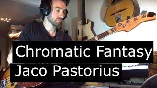 Chromatic Fantasy (Bach) version Jaco Pastorius