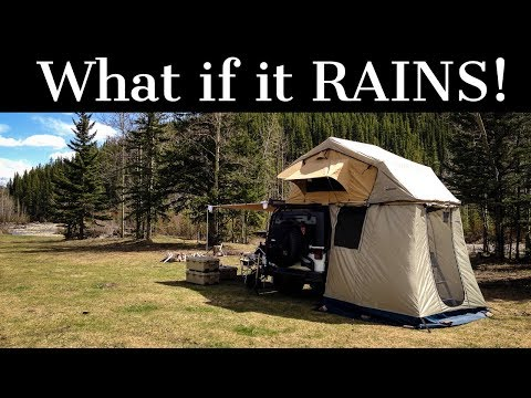 ARB Tent & Awning Accessories: Our Overland Expedition Vehicle Build