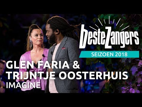 Glen Faria & Trijntje Oosterhuis - Imagine | Beste Zangers 2018 | JB Productions