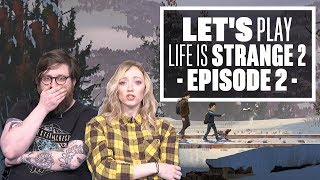 Let's Play Life is Strange 2 Episode 2: RULES