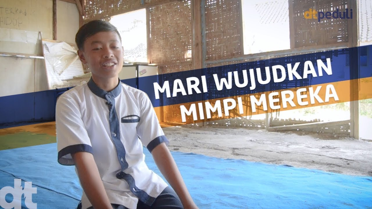 Bangun Sekolah Internasional Lereng Merapi