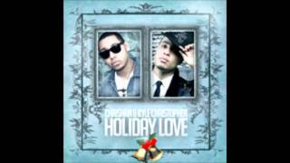 Chrishan ft. Kyle Christopher - Around The World (Holiday Love Album)