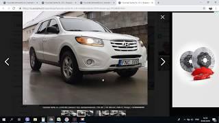 Сколько стоит пригнать и растаможить Hyundai Santa Fe 06-07 год и 2010 год из Литвы под ключ???