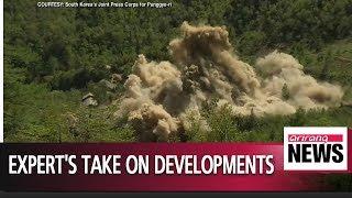 Expert's take on Trump's North Korea summit cancellation, Punggye-ri test site demolition