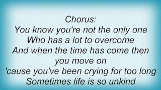 Alanis Morissette - Never A Waste Of Time Lyrics