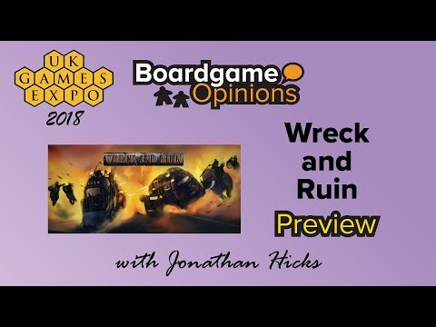 BGO Preview: Wreck and Ruin