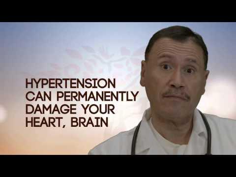 Hypertension hémorragie méningée