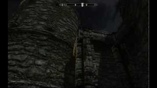 Skyrim- Assassin Climbs Walls and Kills Everyone
