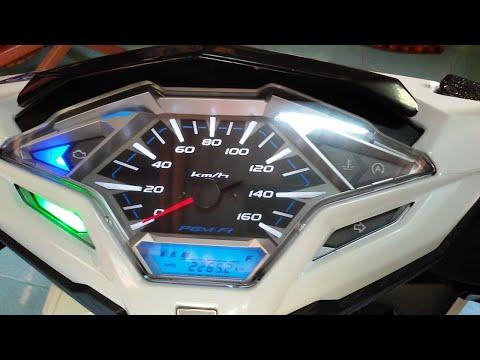 Honda click 125i 2016