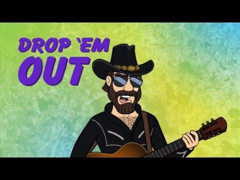Wheeler Walker Jr. - Drop 'Em Out (Official Video)