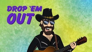 Wheeler Walker Jr. - Drop 'Em Out (Official Video)