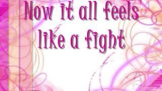 Don't Wanna Be Torn Hannah Montana Lyrics