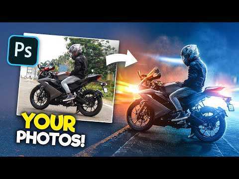 edit your photos using adobe photoshop by benny productions