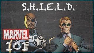 The Top Secret Organization - S.H.I.E.L.D.