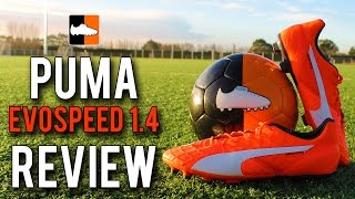PUMA evoSPEED 1.4 AG Review - Fourth Generation Speed Boot