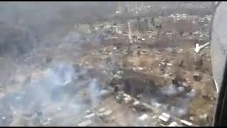 """Пожар в СНТ """"Геолог"""""""