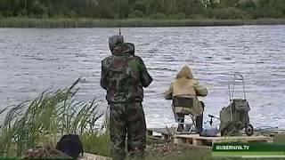 Соревнования по рыбной ловле в брянской области