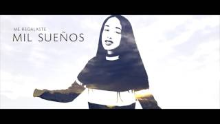 Dmei Ft. Eva Ruiz   Mi Ángel (Lyric Video)