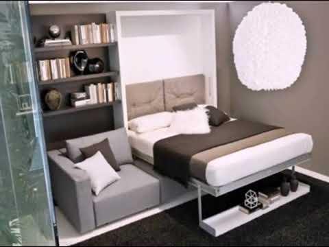 Murphy Bett Couch Ikea Ideen
