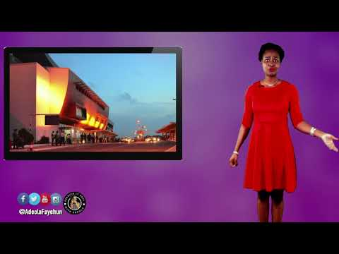 Ghana's New Airport Terminal Beats Nigerian Airports
