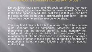 Payroll Services in Delhi