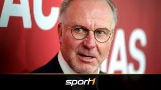 Bayern-Boss Sauer: Rummenigge Fordert CL Im Free-TV | SPORT1 NEWSFLASH