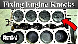 How to Easily Diagnose and Fix Engine Knock
