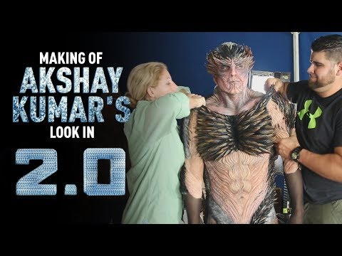 Download The Making of Akshay Kumar's Look | 2.0 | Rajinikanth | S. Shankar HD Mp4 3GP Video and MP3