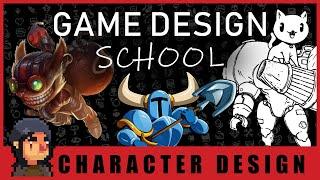 Game Design School: Character Design
