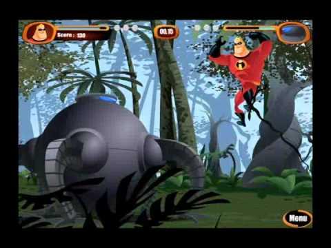The Incredibles Save the Day - DisneyGamesOnline.biz ...