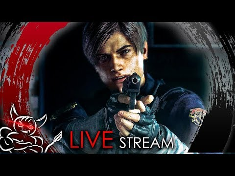 Resident Evil 2 Remake - Олдфаг в Игре :) [Стрим] No Donate