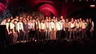 video of Chaps Choir