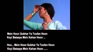 Aaj Phir Jeene Ki Tamanna Hai  Lata Mangeshkar. Guide