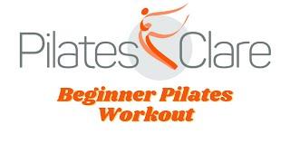 Beginners Pilates Workout