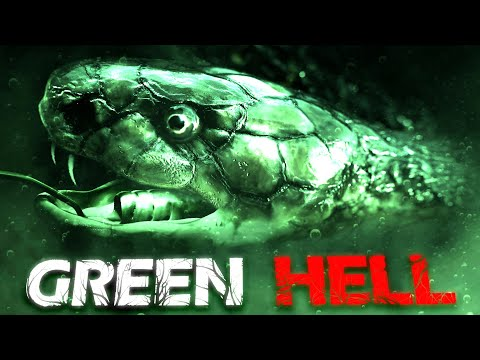 We May Have Gone Too Far Into the Jungle and We Regret Everything - Green Hell Co-op Mode