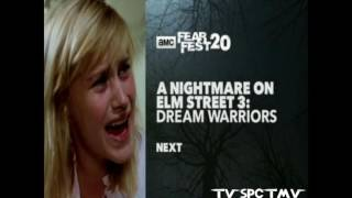 2016 A Nightmare On Elm Street Films AMC Fear Fest 20 Tv Spots