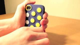 Incipio Dottie IPhone 4 Case Review