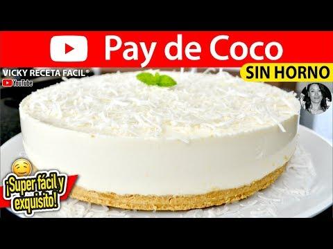 PAY DE COCO | Vicky Receta Facil | Vi hjelper deg med å finne en venn eller en venn