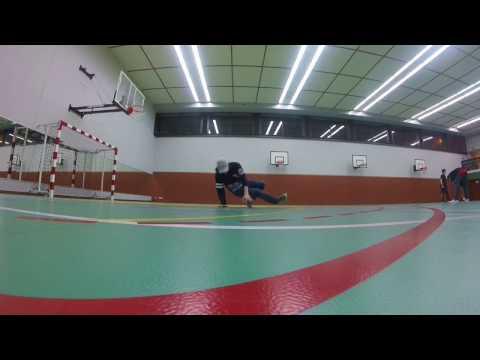 Makoto - entrainement de danse 1