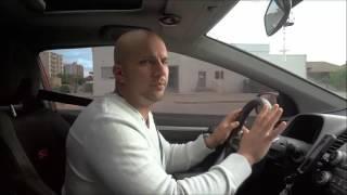 Reversing To The Left-Beginner Driving Lesson