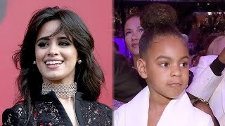 Camila Cabello Says Blue Ivy Made Her Feel Insecure At The Grammys | Kholo.pk