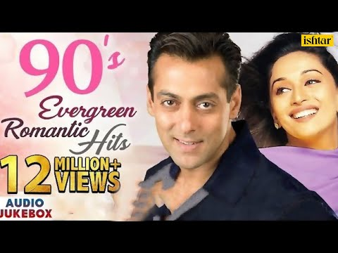 Download 90's Evergreen Romantic Hits | Best Bollywood Hindi Love Songs | JUKEBOX | Popular Songs Collection HD Mp4 3GP Video and MP3