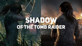 Shadow of the Tomb Raider. Первый взгляд