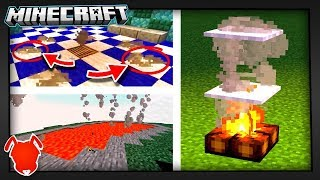 So... How Useful are Minecraft Campfires?! VERY! •