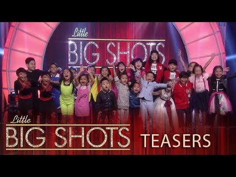 Little Big Shots Philippines Trailer: This August on ABS-CBN!
